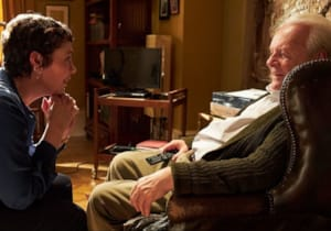 Olivia Colman ve Anthony Hopkins'li The Father filminden fragman yayınlandı