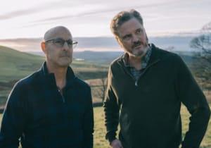 Colin Firth ve Stanley Tucci'nin başrollerini paylaştığı Supernova'dan fragman yayınlandı