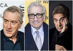 Martin Scorsese, Robert De Niro ve Al Pacino'yu bir araya getiren The Irishman'in 2017'de çekilmesi planlanıyor