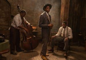 Chadwick Boseman'ın son filmi Ma Rainey's Black Bottom'dan ilk görseller yayınlandı