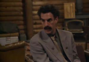 Borat'ın devam filminden fragman yayınlandı