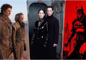 Matrix 4, Dune ve The Batman dahil olmak üzere DC Comic filmlerinin vizyon tarihleri değişti