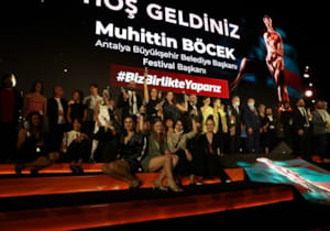 57. Antalya Altın Portakal Film Festivali'nde ödüller sahiplerini buldu