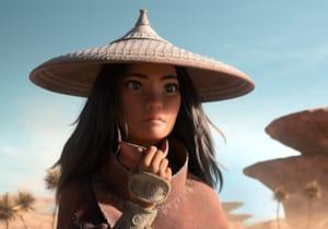Disney'in yeni animasyon filmi Raya ve Son Ejderha'dan fragman yayınlandı