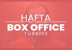 Box Office Türkiye: 06-12 Kasım 2020 seyirci sayıları belli oldu