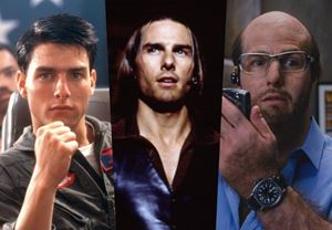 6 özel performansı ile Tom Cruise