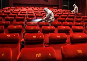 """Sinema Salonları Yatırımcıları Derneği: """"Sinema zorlu bir sınav veriyor"""""""