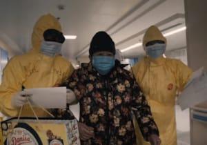 Wuhan'da salgın sonrası iki ayı aşkın süren karantina dönemini anlatan 76 Days belgeselinden fragman!