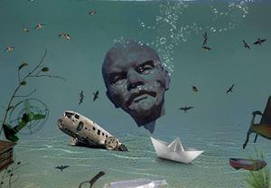 Akçakoca'da kıyıya vuran Lenin heykeli Barış Bıçakçı ve Tufan Taştan'ın imzasıyla sinemaya uyarlanıyor