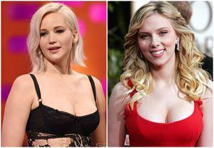 Scarlett Johansson ve Jennifer Lawrence farklı filmlerde Zelda Fitzgerald'a hayat verecek
