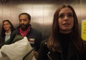 Anne Hathaway ve Chiwetel Ejiofor'un başrollerini paylaştığı Locked Down'dan fragman yayınlandı