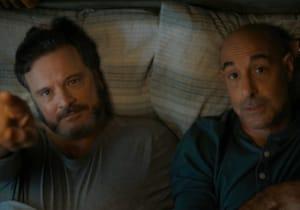 Stanley Tucci ve Colin Firth'ün başrollerini paylaştığı Supernova filminden yeni fragman!