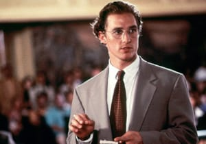 Matthew McConaughey, A Time to Kill'de canlandırdığı Jake Brigance karakterine tekrardan hayat verecek