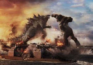Godzilla vs. Kong, Çin'de $70 milyonla açılışını gerçekleştirdi
