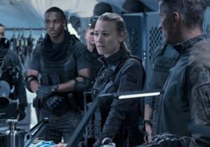Chris Pratt ve Yvonne Strahovski'nin başrolünde yer aldığı The Tomorrow War'dan teaser yayınlandı