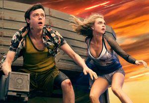 Luc Besson'un merakla beklenen yeni bilim-kurgu filmi Valerian'dan fragman yayınlandı