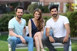 Burak Özçivit ve Murat Boz, kardeş olarak sinemada!!