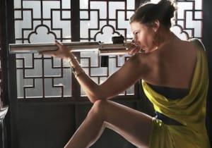 Rebecca Ferguson, Wool adlı distopik bir gelecekte geçen Apple TV+ dizisinde rol olacak