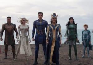 Oscar ödüllü Chloé Zhao'nun yönettiği Marvel filmi Eternals'tan teaser yayınlandı