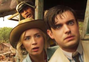 Emily Blunt ve Dwayne Johnson'lı macera filmi Jungle Cruise'dan yeni fragman!