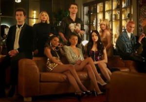 HBO Max, 8 sene sonra tekrar ekranlara dönen Gossip Girl'den teaser yayınladı