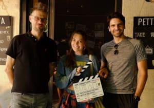 Aslı Enver ve Kaan Urgancıoğlu'nun başrollerini paylaştığı Netflix filmi Sen Yaşamaya Bak'ın çekimleri başladı