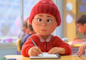 Pixar'ın yeni animasyon filmi Kırmızı'dan fragman yayınlandı