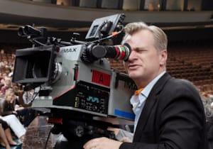 Christopher Nolan, yeni filmi için stüdyolarla görüşüyor