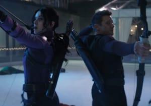 Marvel'ın yeni dizisi Hawkeye'dan fragman yayınlandı