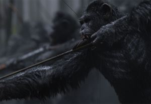 War for the Planet of the Apes'ten ilk fragman yayınlandı