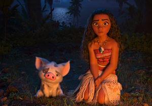 Box Office ABD: Moana art arda üçüncü kez gişenin lideri