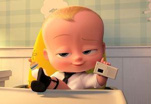 DreamWorks animasyonu Patron Bebek'ten fragman yayınlandı