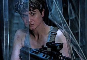 Ridley Scott'ın yönettiği Alien: Covenant'tan yeni görseller yayınlandı