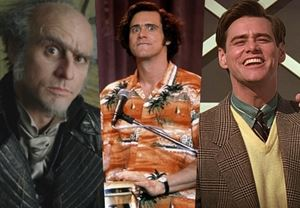 8 özel performansı ile Jim Carrey