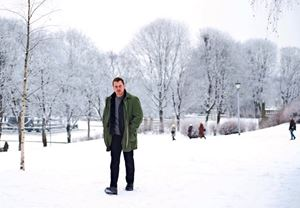 Michael Fassbender'lı The Snowman'den ilk görüntüler yayınlandı