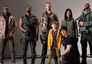 Çekimleri başlayan The Predator'dan ilk görsel yayınlandı