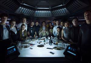 Alien: Covenant'tan beş dakikalık bir sahne yayınlandı
