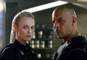 Box Office ABD: Hızlı ve Öfkeli 8'den açılış rekoru!