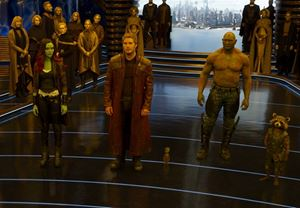 Box Office ABD: Galaksinin Koruyucuları 2, gişe liderliğini sürdürdü