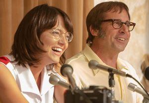 Emma Stone ve Steve Carell'lı Battle of the Sexes'tan fragman yayınlandı