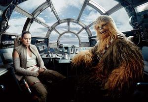 Star Wars: Son Jedi'dan yeni görseller ve kamera arkası videosu yayınlandı