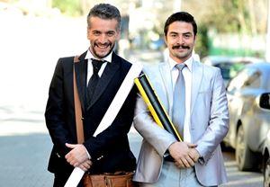 Selçuk Aydemir, Ahmet Kural ve Murat Cemcir'den yeni film: Ailecek Şaşkınız