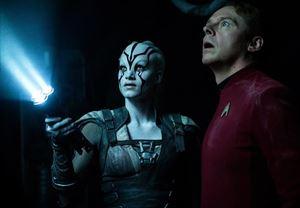 Star Trek Sonsuzluk'tan yeni bir fragman yayınlandı