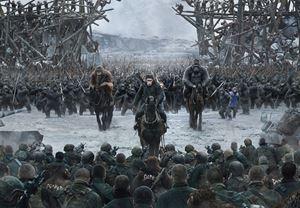 Box Office Türkiye: Maymunlar Cehennemi: Savaş, gişede yeniden lider!