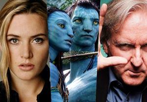 Kate Winslet ve James Cameron, Avatar'ın devam filmi için yeniden buluşuyor