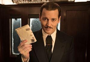 Doğu Ekspresinde Cinayet filminden Johnny Depp'li sahne yayınlandı