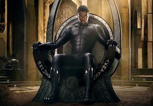 Marvel evreninin merakla beklenen filmi Black Panther'in yeni fragman yayınlandı