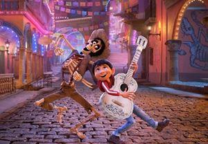Pixar imzalı animasyon filmi Coco'dan yeni fragman yayınlandı