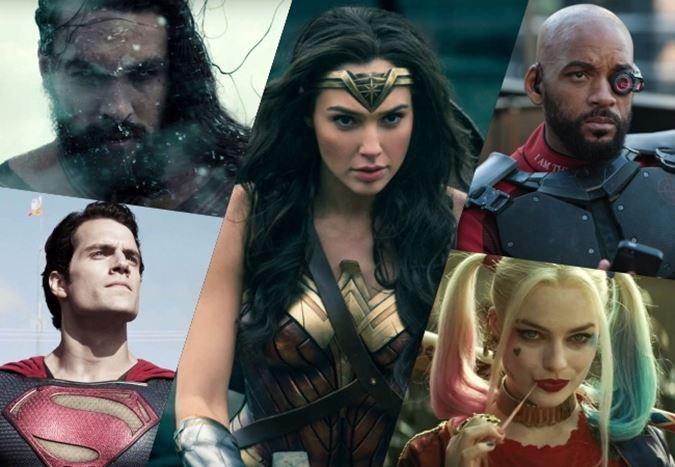 Justice League'in ardından: DC Sinematik Evreni'nin yapım aşamasındaki 19 filmi