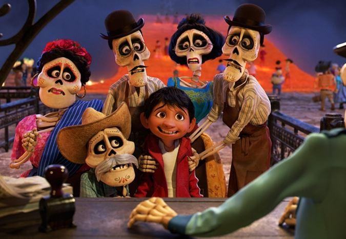 Box Office ABD: Pixar'ın yeni filmi Coco, Şükran Günü hafta sonunda gişenin yeni lideri oldu